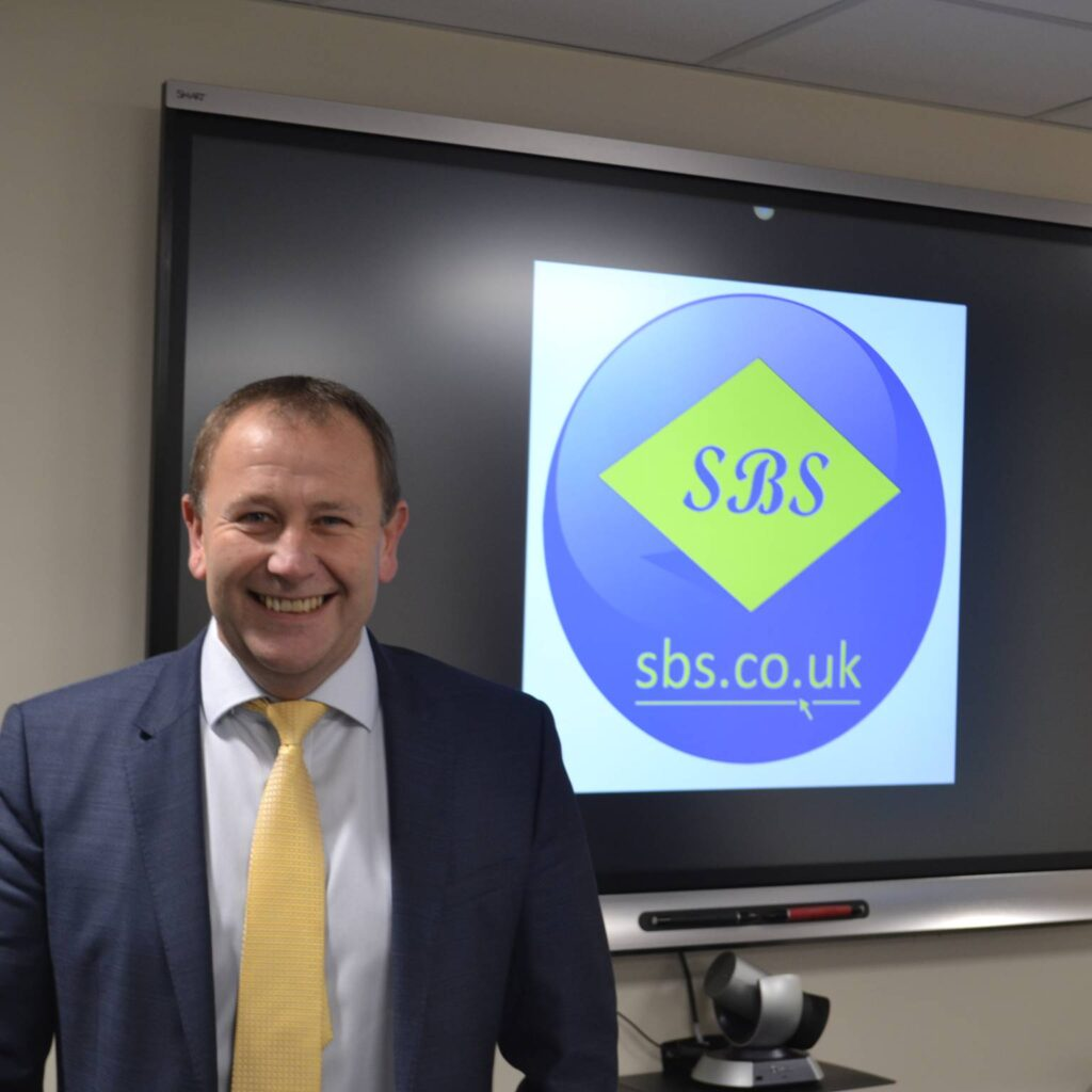 Smith Brothers Managing Director Steve Smith