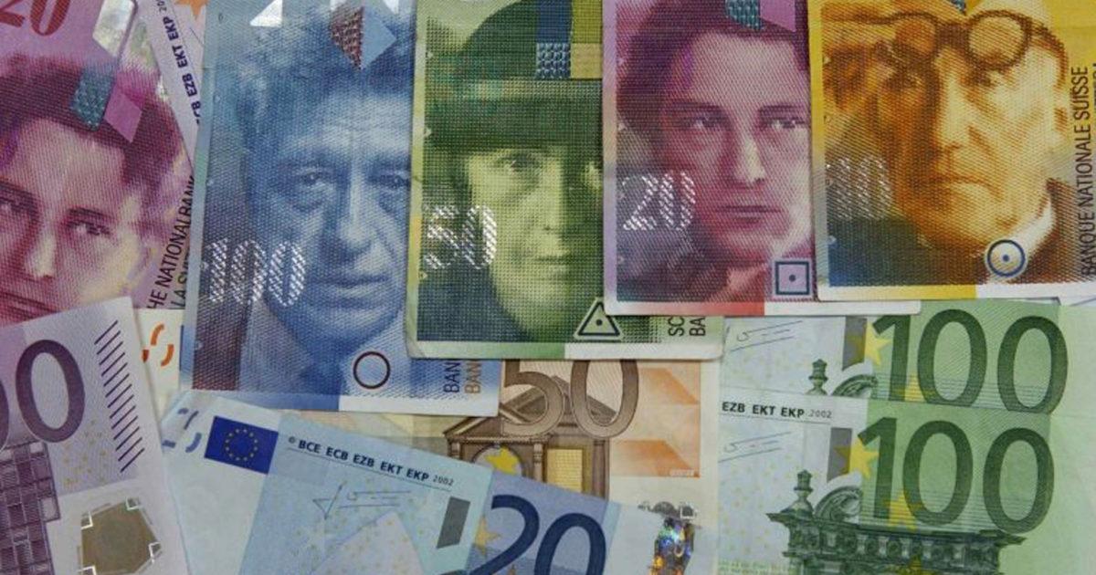 Swiss Franc - Econ Alerts