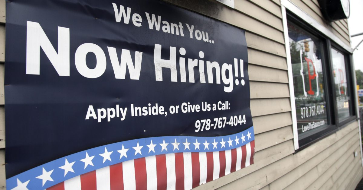 US Job Openings - Econ Alerts