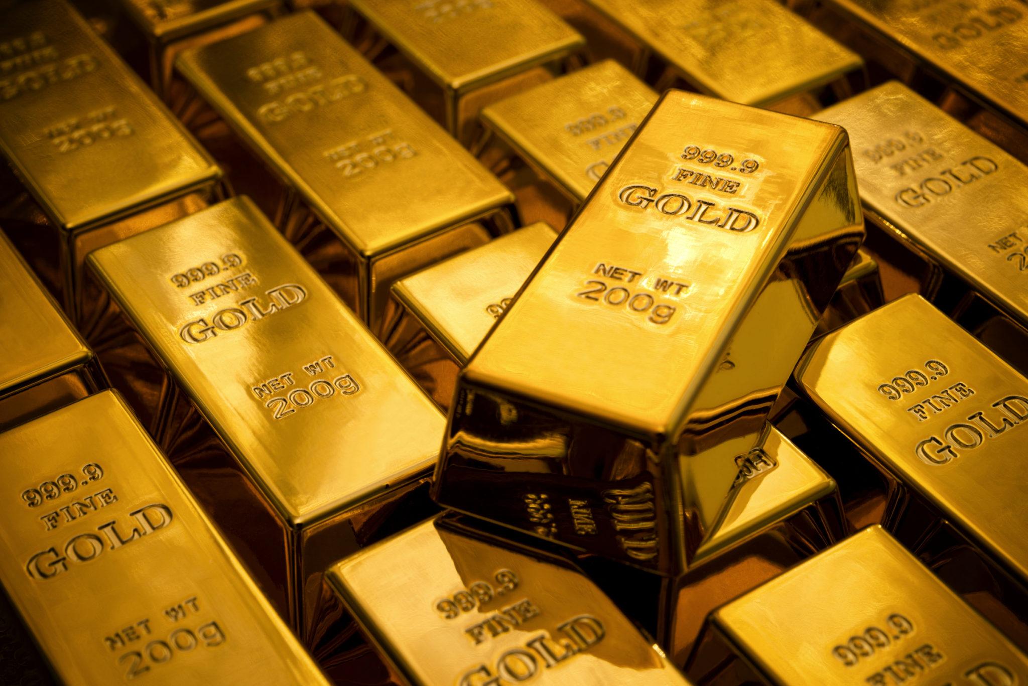 gold bullion | Econ Alerts