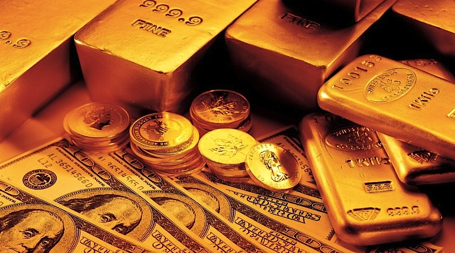 Gold prices fall against the dollar | Econ Alerts