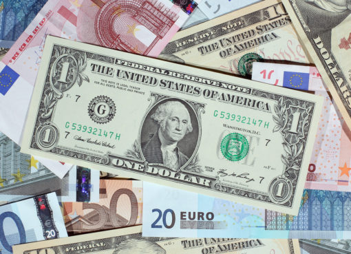 Dollars and Euros | Econ Alerts