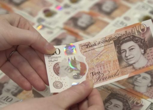 new £10 notes | Econ Alerts