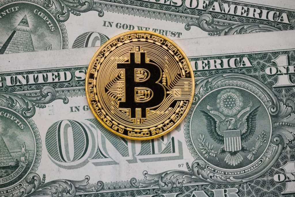 bitcoin/usd | Econ Alerts