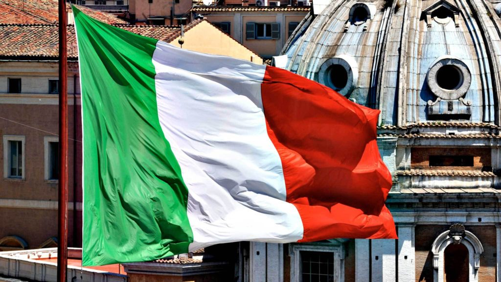 Italy flag | EconAlerts