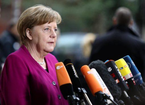 German Chancellor Angela Merkel | EconAlerts
