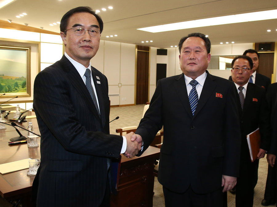 north and south korea | EconAlerts
