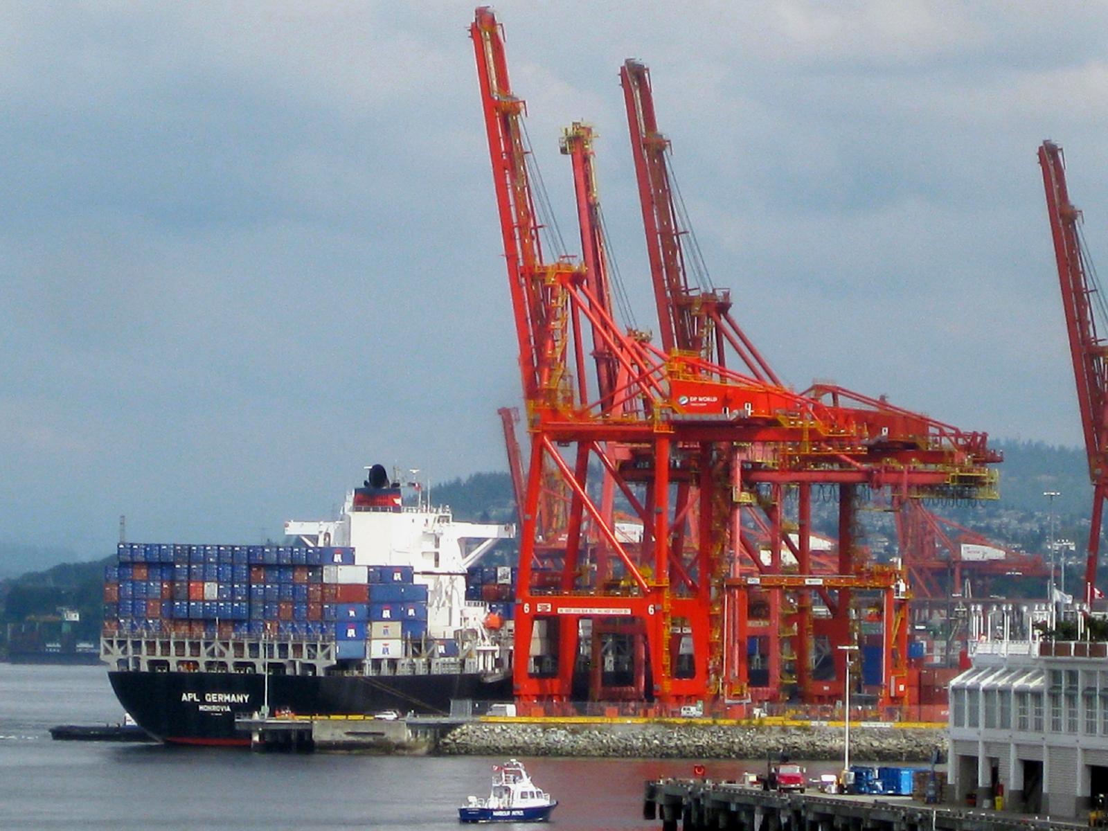 Trade Docks | EconAlerts