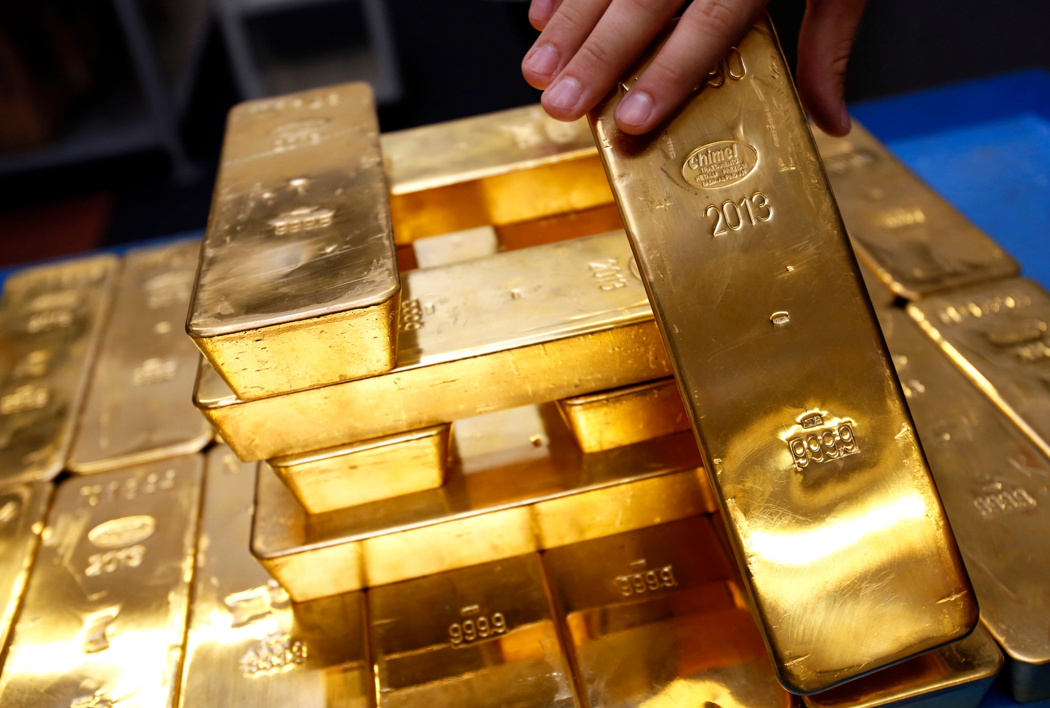 gold bars | EconAlerts