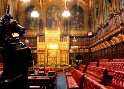 House of Lords Chamber | EconAlerts