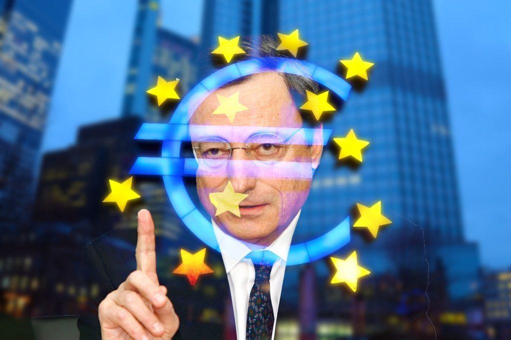 ECB, Mario Draghi | EconAlerts