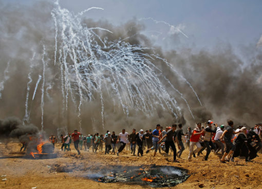 PALESTINIAN ISRAEL US CONFLICT GAZA | EconAlerts