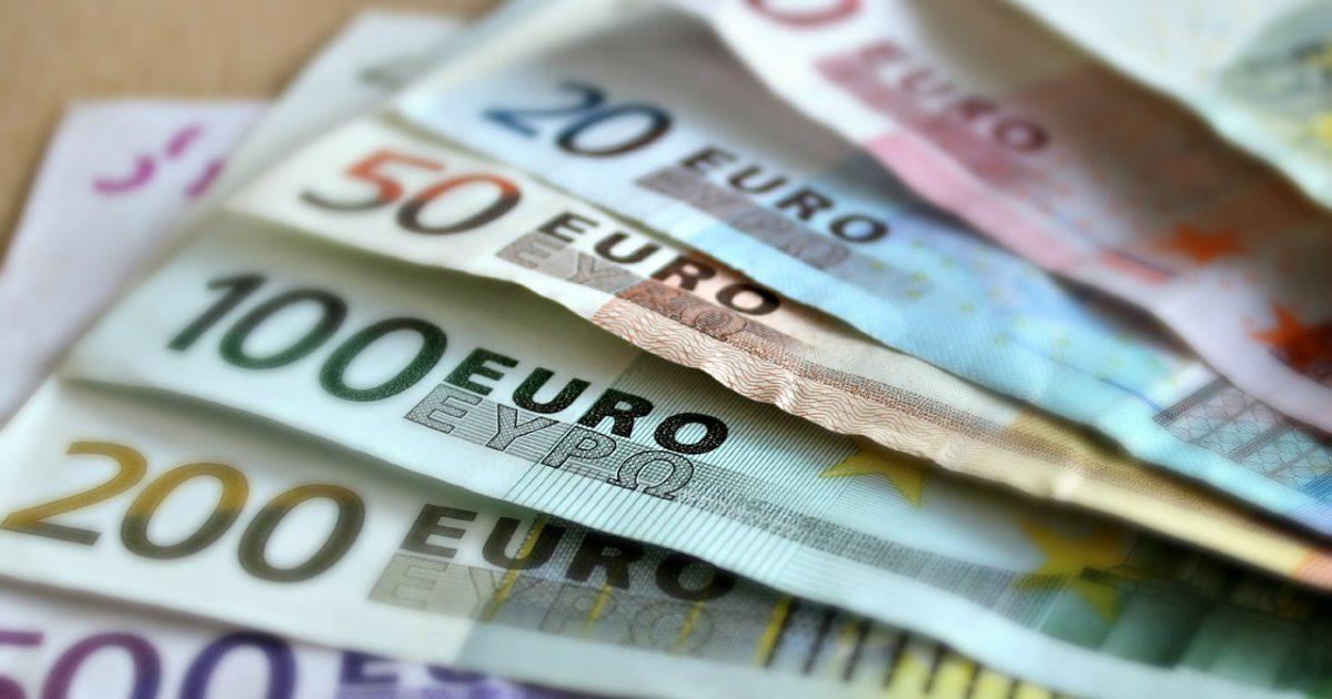 euro bank note | EconAlerts