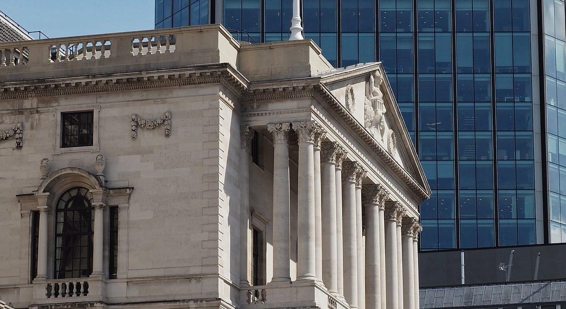 bank of england   EconAlerts