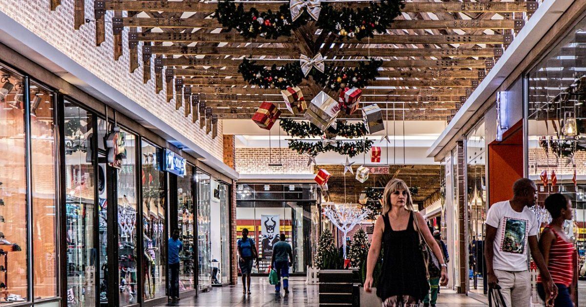 shopping mall | EconAlerts