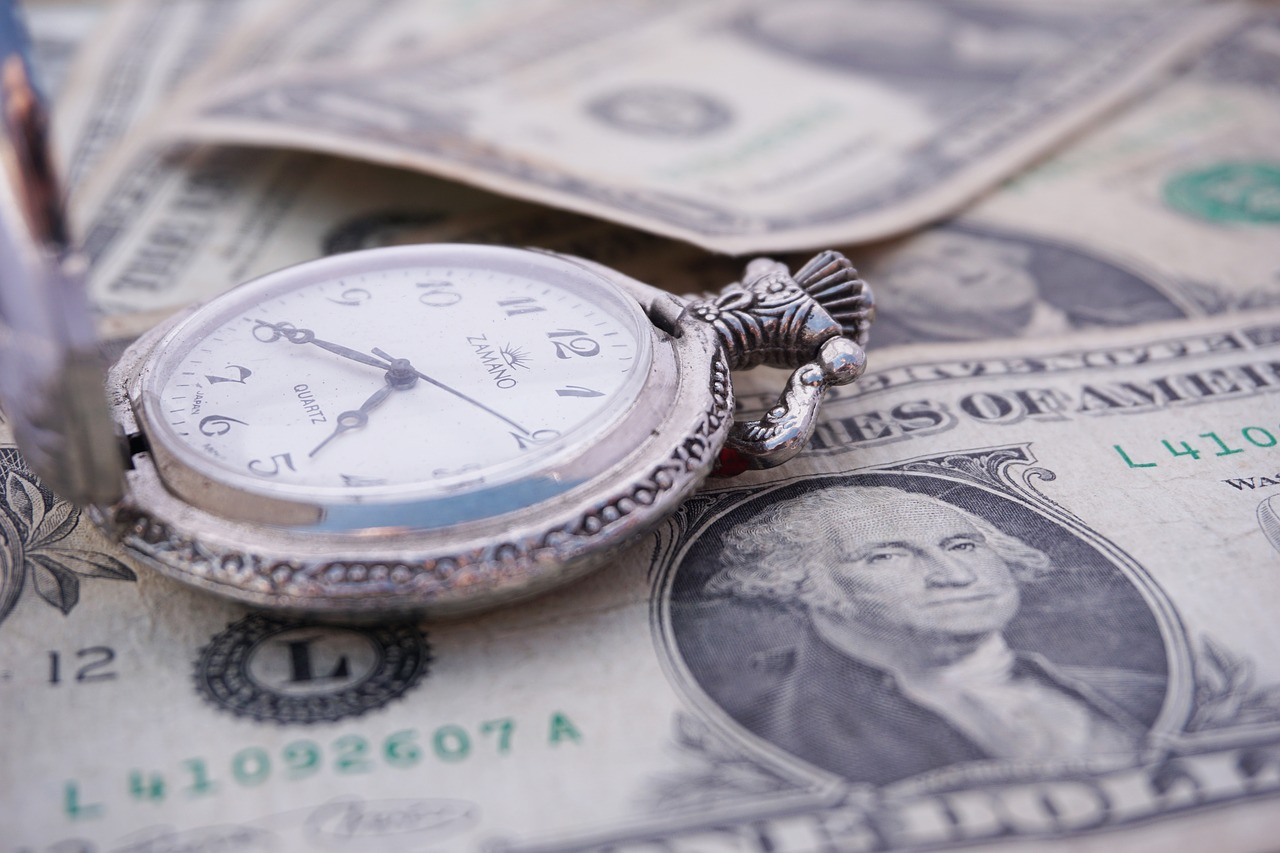 time and money | EconAlerts
