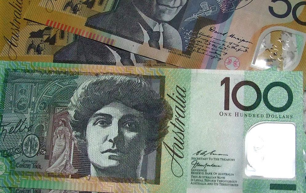australian currency | EconAlerts