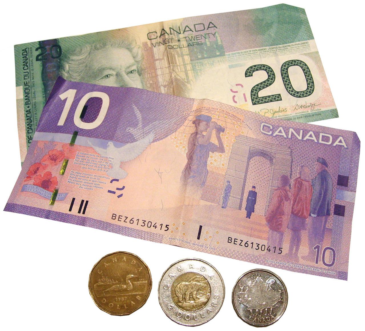 canadian money | EconAlerts