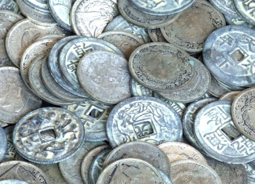 chinese mixed coins   EconAlerts