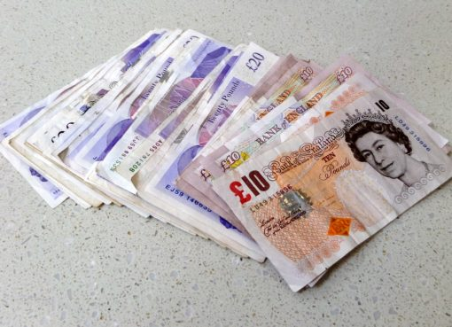 pounds sterling | EconAlerts