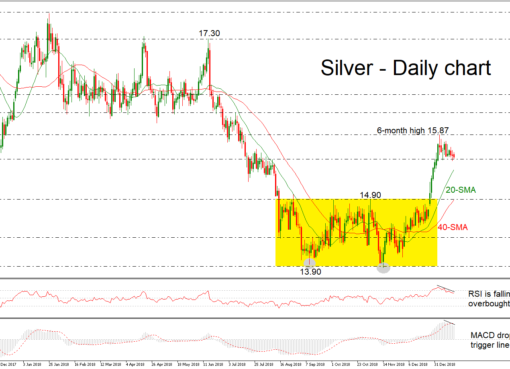 Silver 17/01/19   EconAlerts