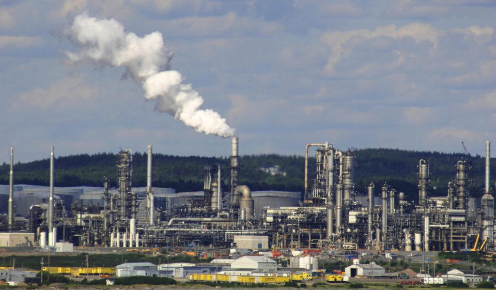 oil refinery   EconAlerts