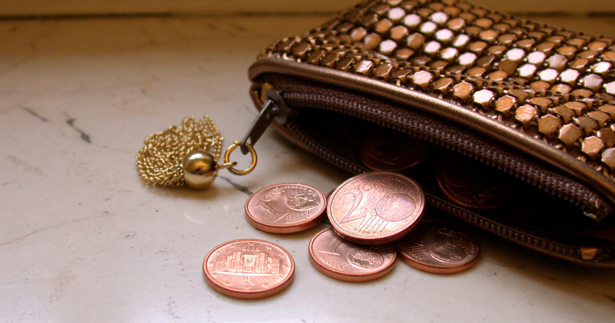 only few cents | EconAlerts