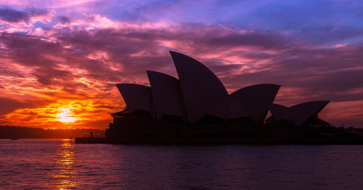 sydney opera house   EconAlerts