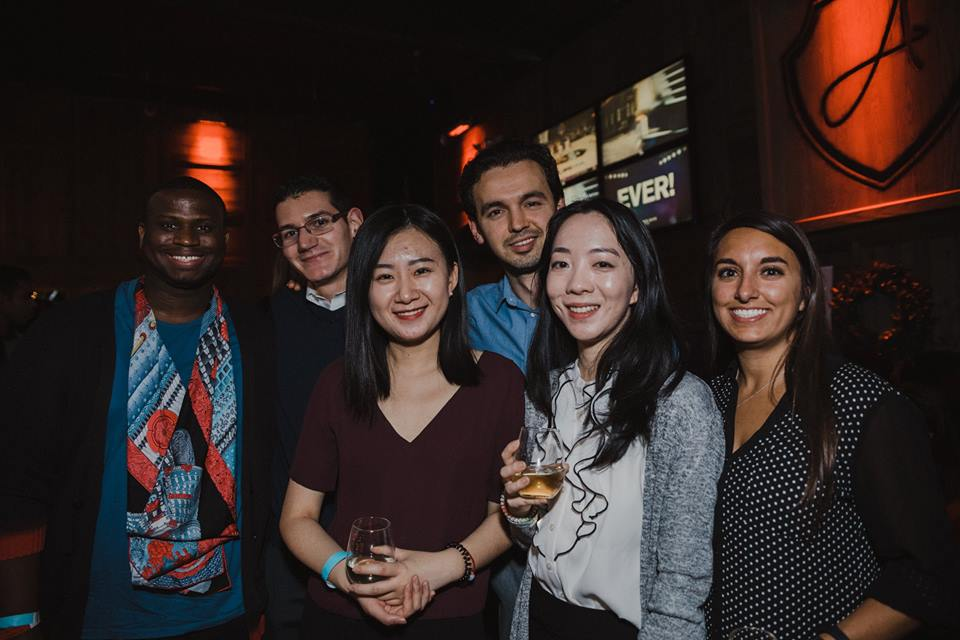 Breaking Records at our Annual Holiday Happy Hour