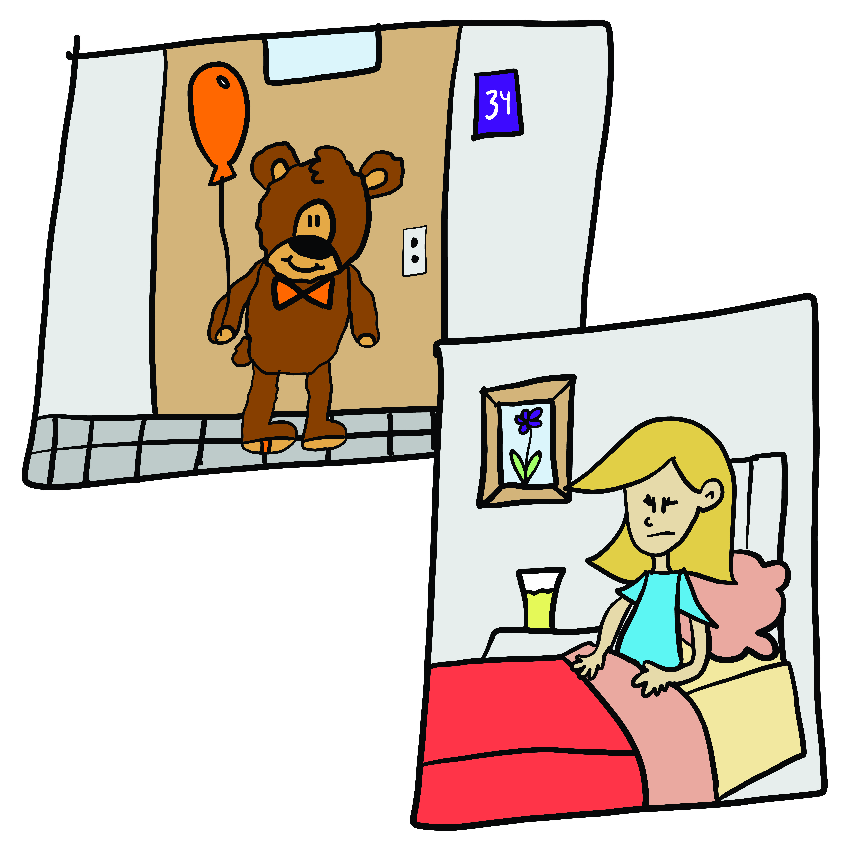 Teddy's Adventures: Issue #1