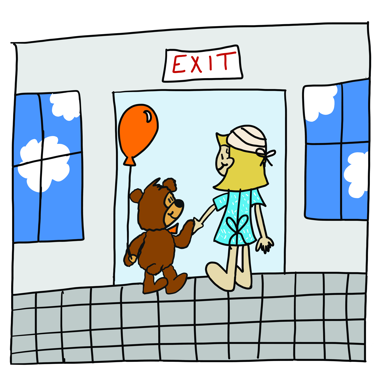 Teddy's Adventures: Issue #2