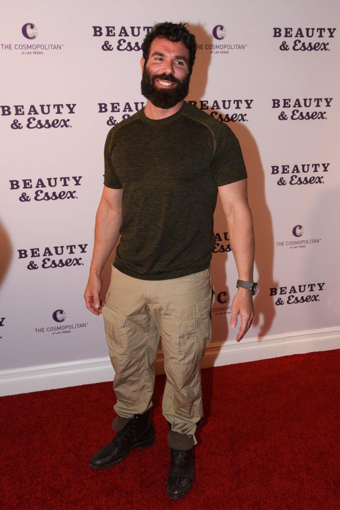 Dan Bilzerian at the Chris Santos and TAO Group opening of Beauty & Essex at The Cosmopolitan of Las Vegas_Al Powers