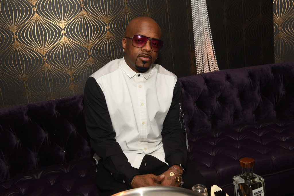 Jermaine Dupri at the Chris Santos and TAO Group opening of Beauty & Essex at The Cosmopolitan of Las Vegas_Al Powers