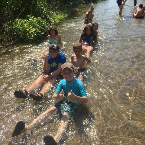 IEWK river camp