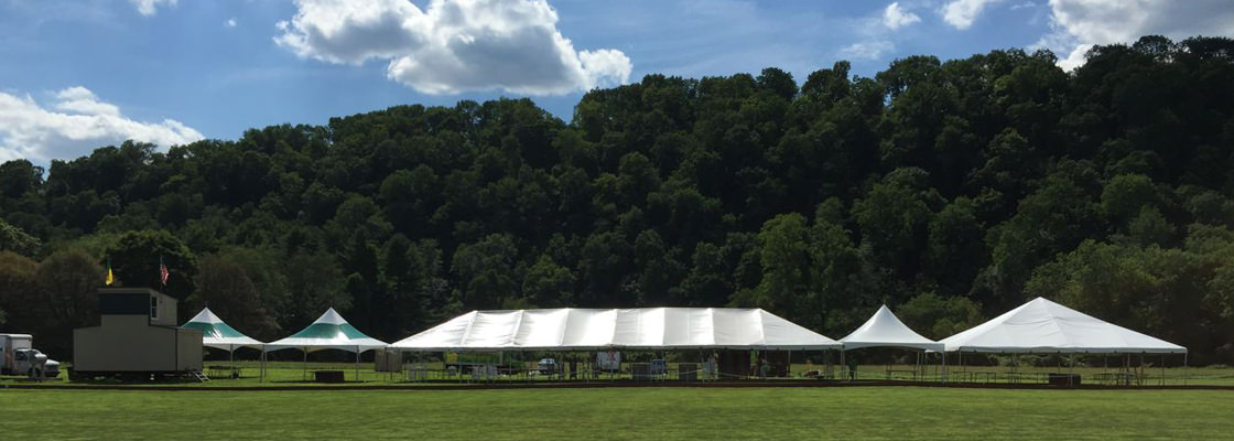Outdoor Polo Match - AC Party Rentals