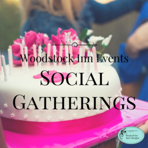Woodstock Inn Event Social Gatherings