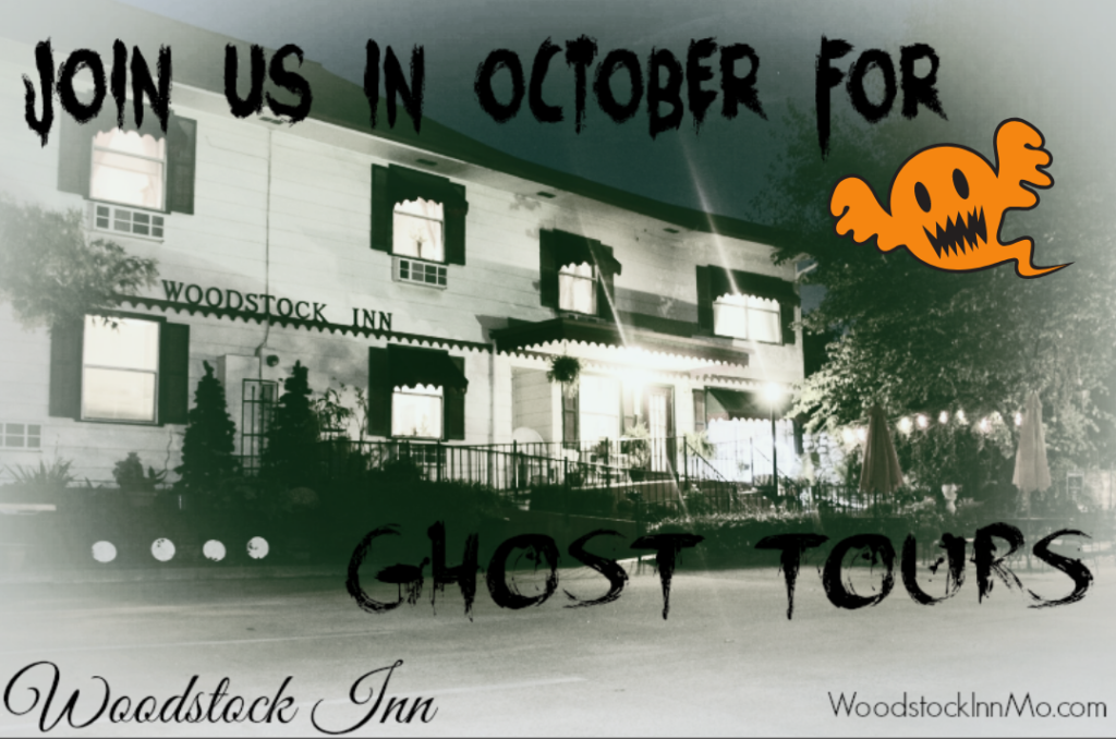 Ghostly Adventures in Independence! | Woodstock Inn Mo