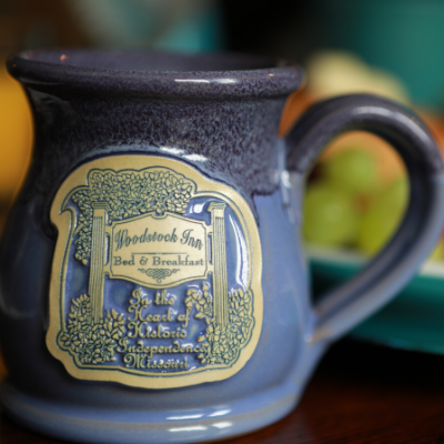 Woodstock Mugs | Woodstock Inn B&B