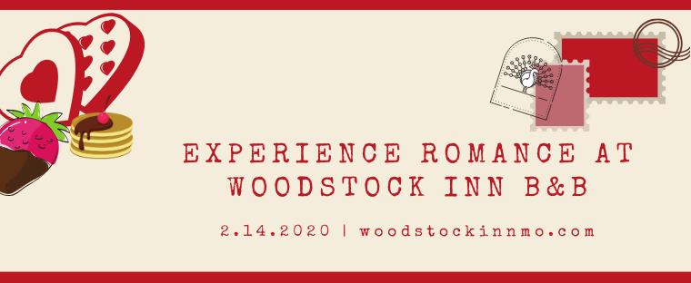 Experience Romance   Woodstock Inn B&B