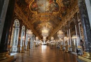 Galeria de los espejos, Palacio de Versalles