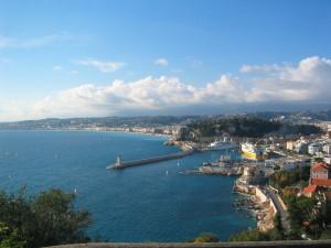 Puerto de Niza, Costa Azul