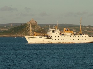 Ferry Penzance-St Mary