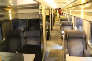 TGV, 1ra Clase