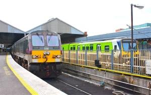 Tren Enterprise a Belfast