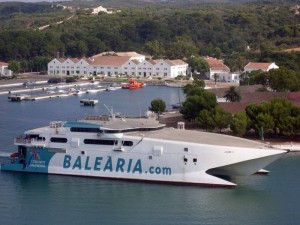 Sea Cat Balearia