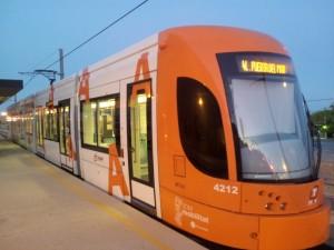 Tranvia Linea 9 a Benidorm