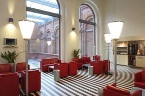 Salon DB en Dresden Hbf