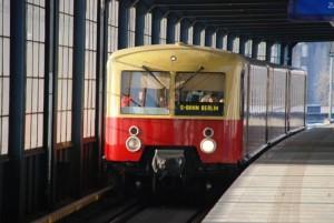 trenes en berlin