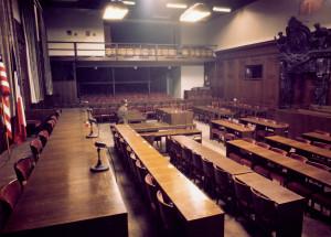 Palacio de Justicia, Nuremberg