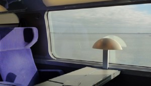 TGV Paris-Barcelona, 1ra Clase